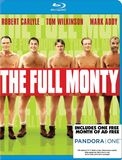 The Full Monty [Blu-ray] [With Music Cash]