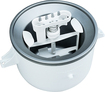 KitchenAid - Ice Cream Maker for Most KitchenAid Stand Mixers - White