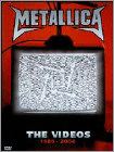 Metallica: The Videos 1989-2004 (DVD) (Eng) 2006