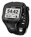 Garmin - Forerunner 910XT GPS Watch with Heart Rate Monitor - Black