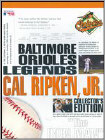 Mlb: Baltimore Orioles Legends - Cal Ripken Jr (DVD)
