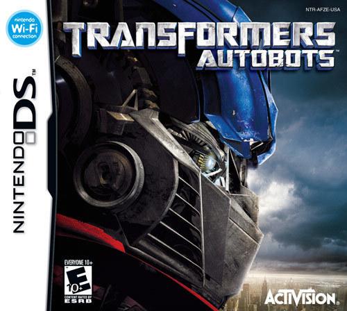 Transformers: Autobots - Nintendo DS