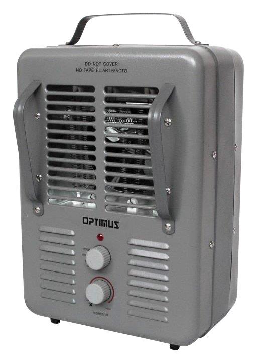 Optimus - Portable Utility Heater - Gray