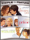 Wedding Date/Prime/Wimbledon [3 Discs] (DVD) (Enhanced Widescreen for 16x9 TV) (Eng/Fre)