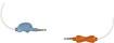 Griffin Technology - KaZoo 3' Elephant/Peanut Auxiliary Cable