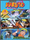 Naruto Movies Triple Feature (DVD) (3 Disc)