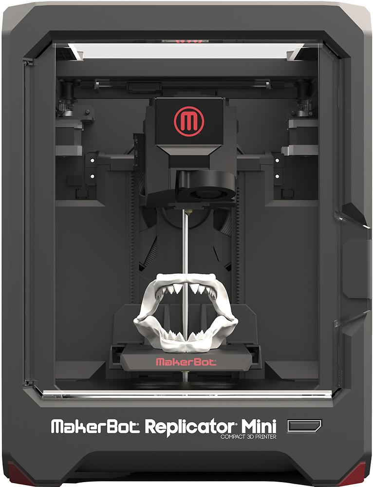 MakerBot - Replicator Mini Compact 3D Printer - Multi