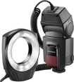 Insignia™ - Macro Ring Flash - Black