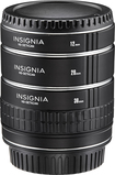 Insignia™ - Extension Tube Kit for Canon EOS Lenses
