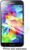 Incipio - PLEX Self-Healing Screen Protector for Samsung Galaxy S 5 Cell Phones - Clear