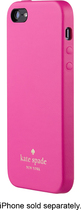 kate spade new york - Wrapped Case for Apple® iPhone® 5 and 5s - Pink