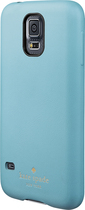 kate spade new york - Wrapped Case for Samsung Galaxy S 5 Cell Phones - Blue