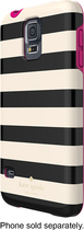 Kate Spade New York - Candy Stripe Hybrid Hard Shell Case Fo