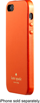 kate spade new york - Wrapped Case for Apple® iPhone® 5 and 5s - Orange