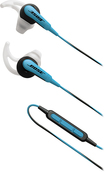 Bose® - SoundSport™ In-Ear Headphones (Apple®) - Blue