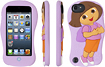 Griffin Technology - Dora the Explorer Skin for Apple® iPod® touch 5th Generation - Purple