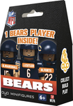 OYO - Chicago Bears Player Mini Figure - Multi