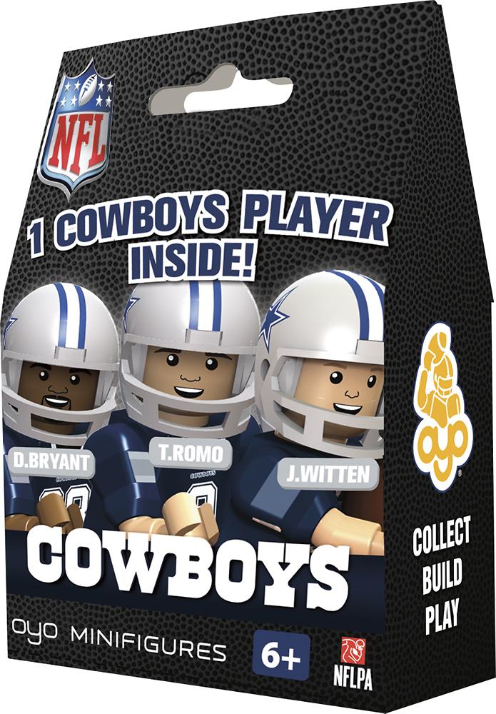 OYO - Dallas Cowboys Player Mini Figure - Multi