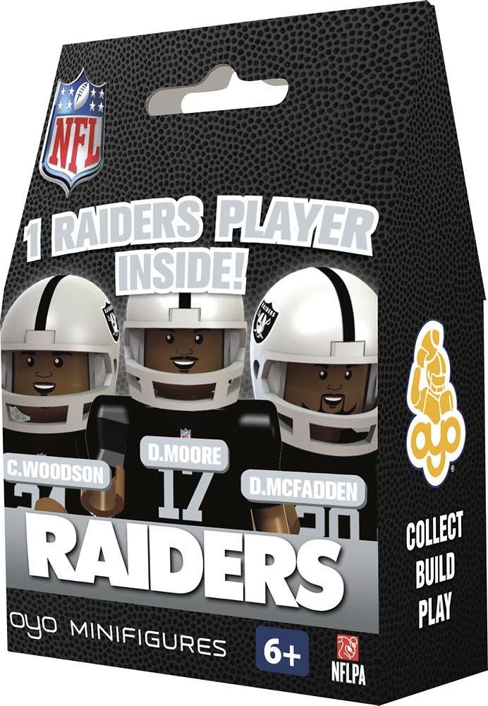 OYO - Oakland Raiders Player Mini Figure - Multi
