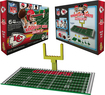 OYO - Kansas City Chiefs Endzone Set - Multicolor