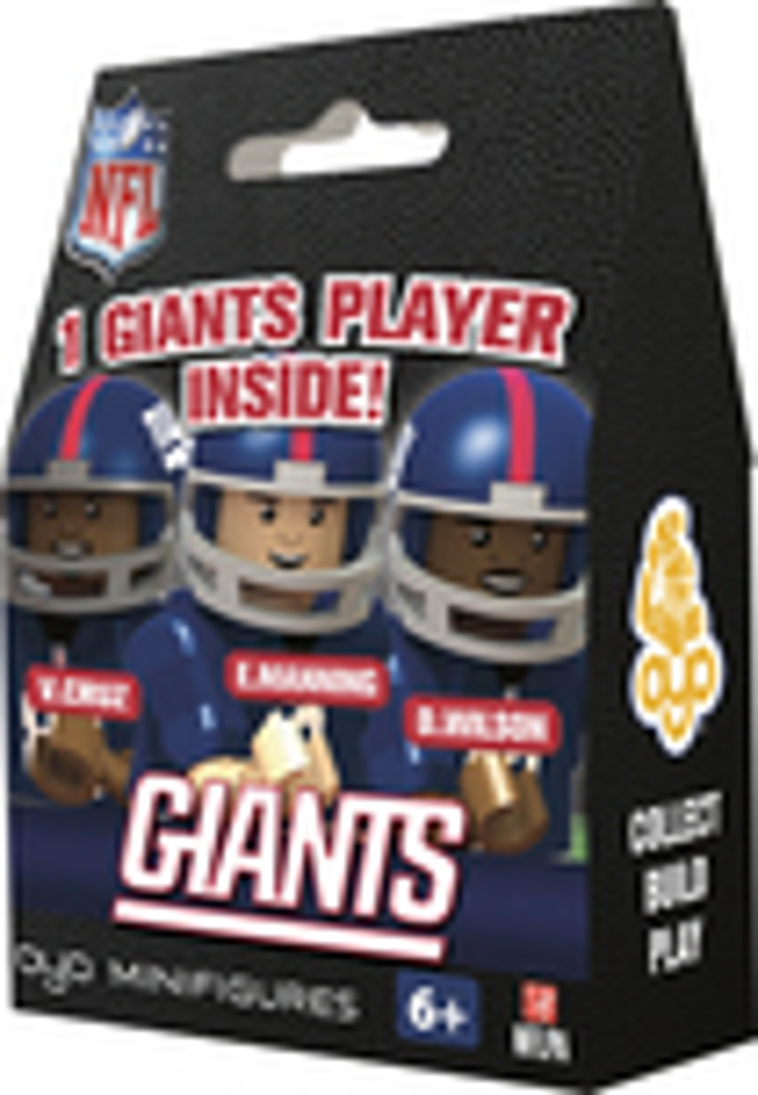 OYO - New York Giants Player Mini Figure - Multi
