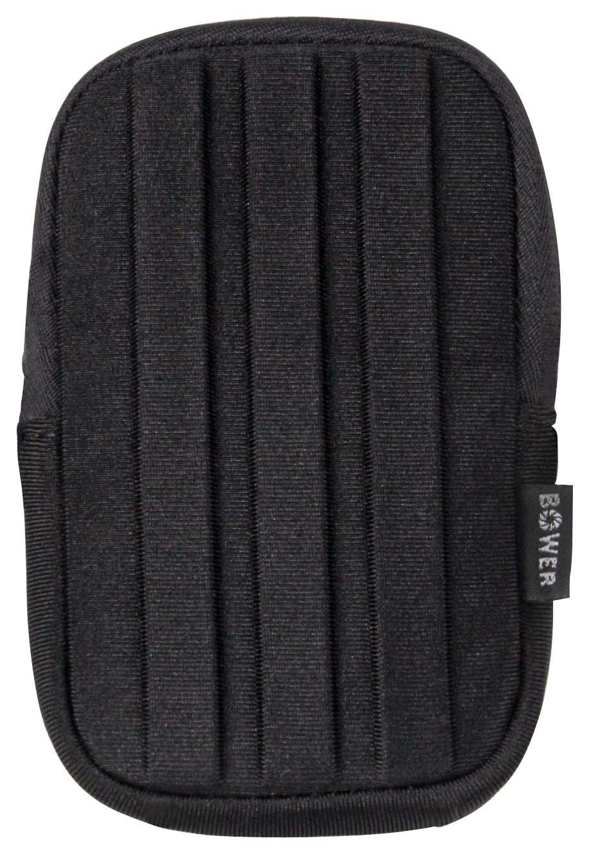 Bower - Slim Digital Camera Case - Black