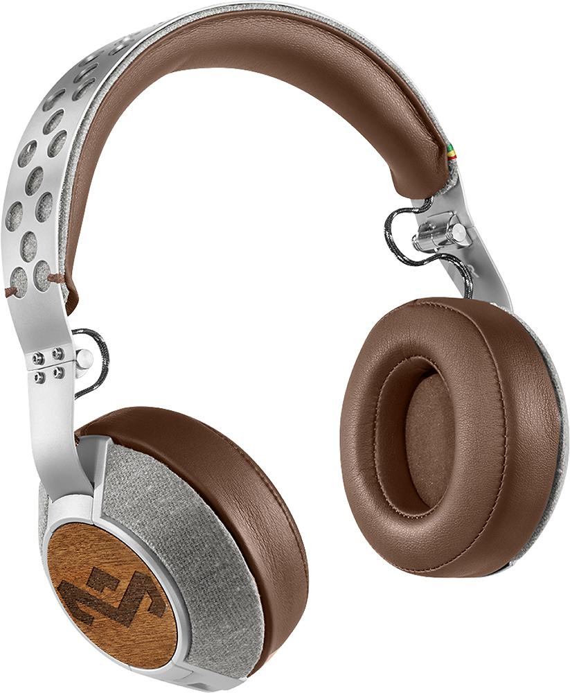 House of Marley - Liberate XL On-Ear Headphones - Saddle