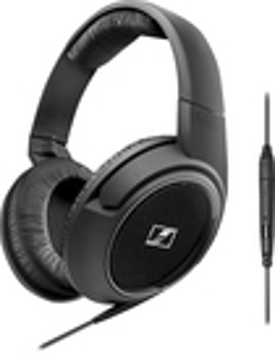 Sennheiser - HD 429s Over-the-Ear Headset - Black
