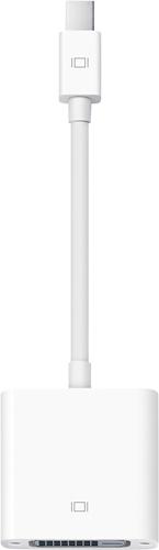 Apple® - Mini DVI to DVI Display Adapter - White