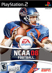 NCAA Football 08 - PlayStation 2