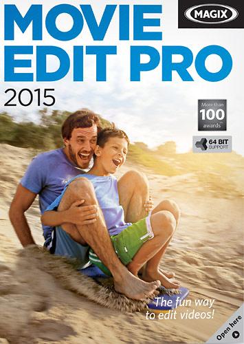 Movie Edit Pro 2015 - Windows