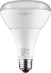 Insignia™ - 730-Lumen, 12W Dimmable BR30 Indoor LED Floodlight Bulb, 65-Watt Equivalent - Warm White
