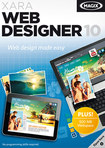 Xara Web Designer 10 - Windows