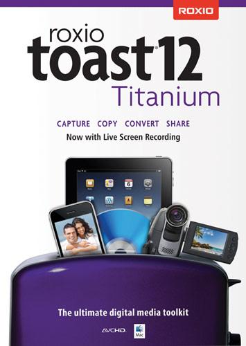 Toast 12 Titanium - Mac