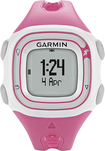 Garmin - Forerunner 10 GPS Watch - Pink/White