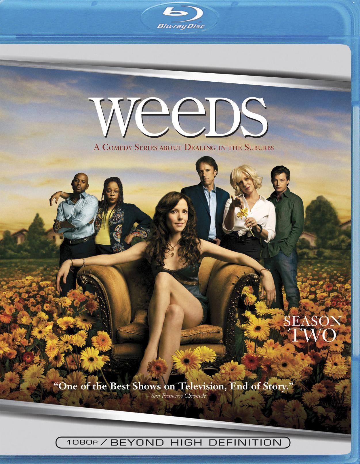 Weeds: Season 2 [2 Discs] [blu-ray] 8367714