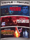Psycho II/Psycho III/Psycho IV [2 Discs] (DVD) (Enhanced Widescreen for 16x9 TV) (Eng/Spa/Fre)