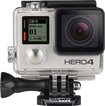 GoPro - HERO4 Silver Action Camera - Silver