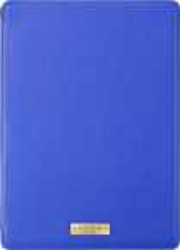 kate spade new york - Folio Hard Case for Apple® iPad® Air - Emperor Blue