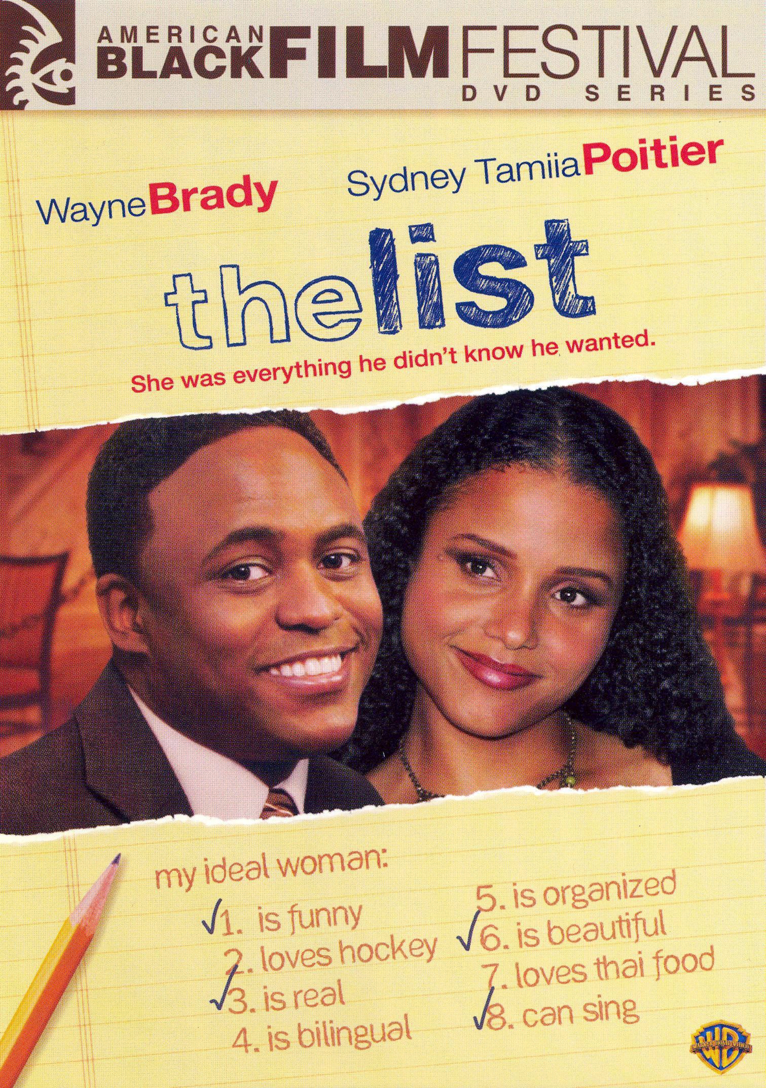 The List [ws] (dvd) 8381351
