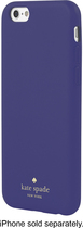 kate spade new york - Wrapped Case for Apple® iPhone® 6 - Emperor Blue