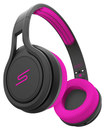 SMS Audio - STREET by 50 Cent Sport On-Ear Headphones - Pink