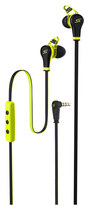 SMS Audio - STREET by 50 Sport Earbud Headphones - Yellow
