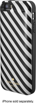 kate spade new york - offGRID External Battery Case for Apple® iPhone® 5 and 5s - Black/Cream