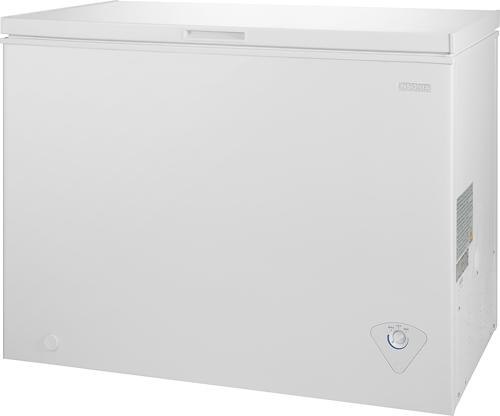 Insignia™ - 10.2 Cu. Ft. Chest Freezer - White