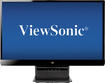 "ViewSonic - 21.5"" IPS LED HD Monitor - Black"