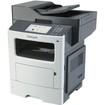 Lexmark - Laser Multifunction Printer - Monochrome - Plain Paper Print - Desktop - Black, Gray, White