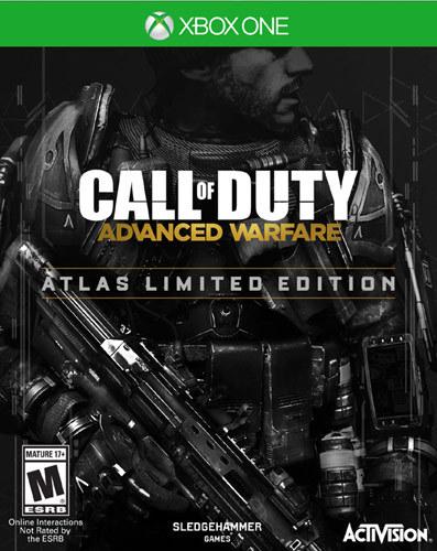 Call of Duty: Advanced Warfare - Atlas Limited Edition - Xbox One