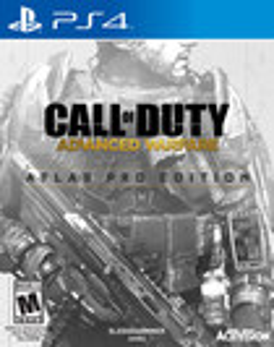 Call of Duty: Advanced Warfare - Atlas Pro Edition - PlayStation 4