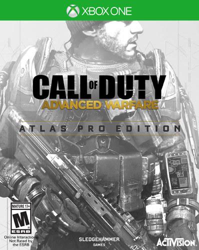 Call of Duty: Advanced Warfare - Atlas Pro Edition - Xbox One